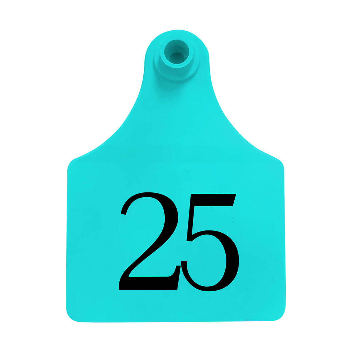 Allflex Large Numbered Ear Tags - 1-25