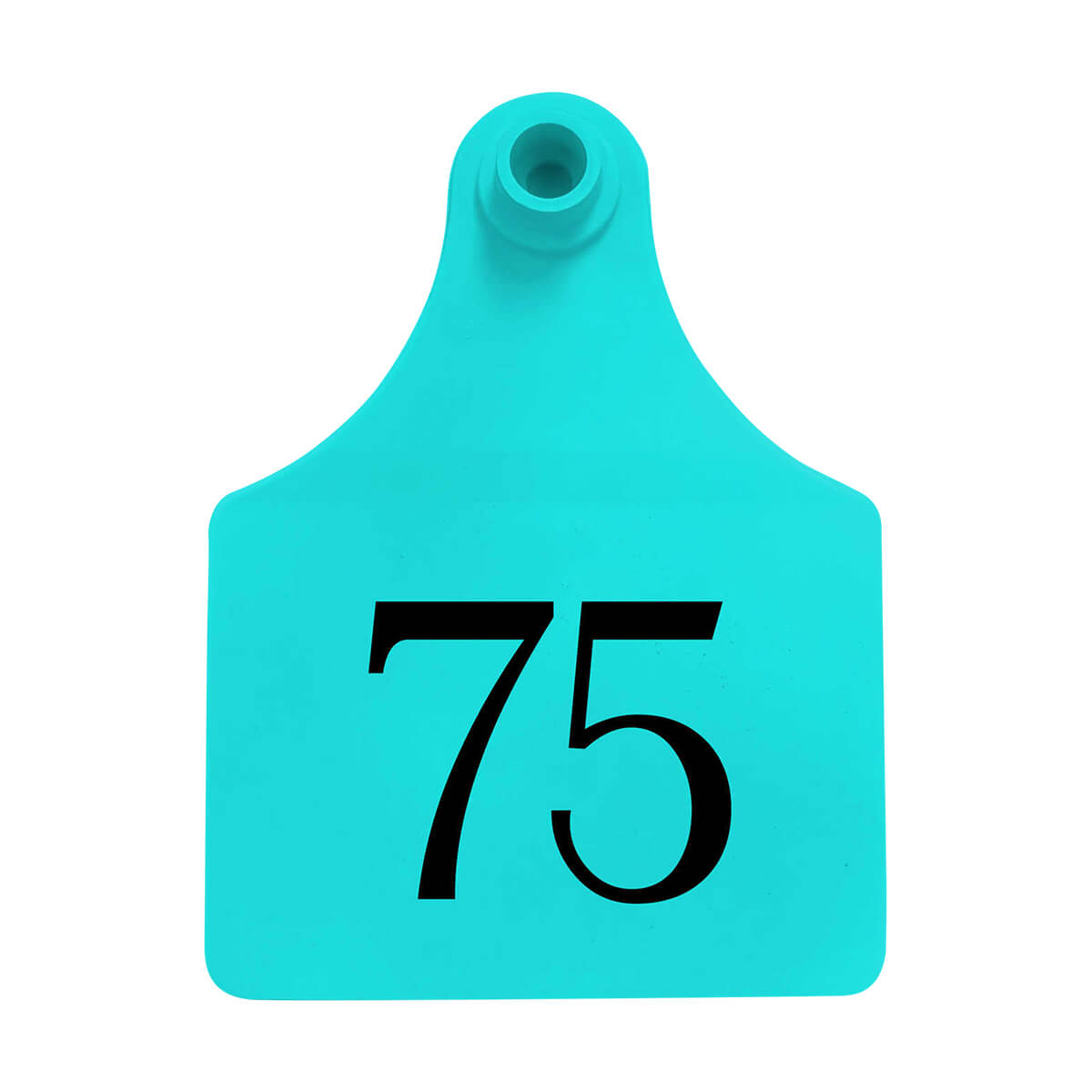 Allflex Large Numbered Ear Tags - 51-75