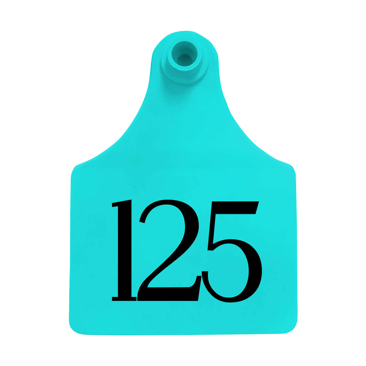 Allflex Large Numbered Ear Tags - 101-125