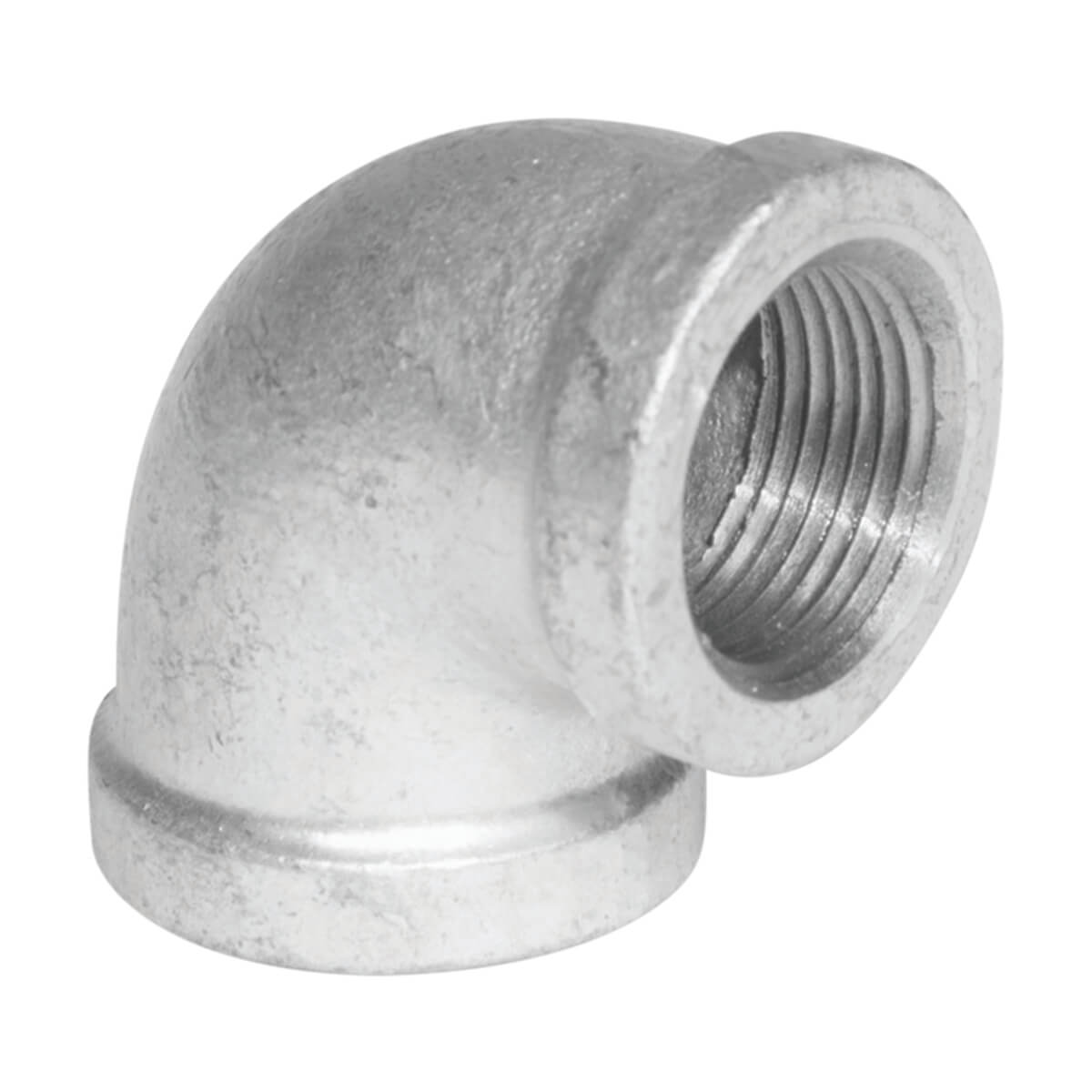 Fitting Galvanized Iron 90° Elbow - 2-in