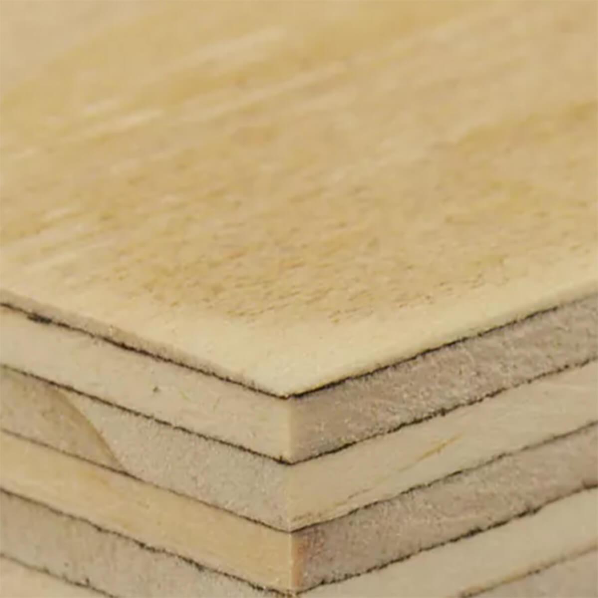 Sanded Fir G1S Plywood - 4 X 8 - 8 MM