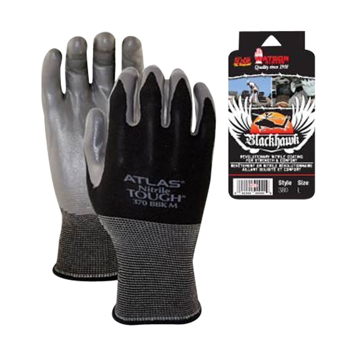 Atlas® Blackhawk Gloves