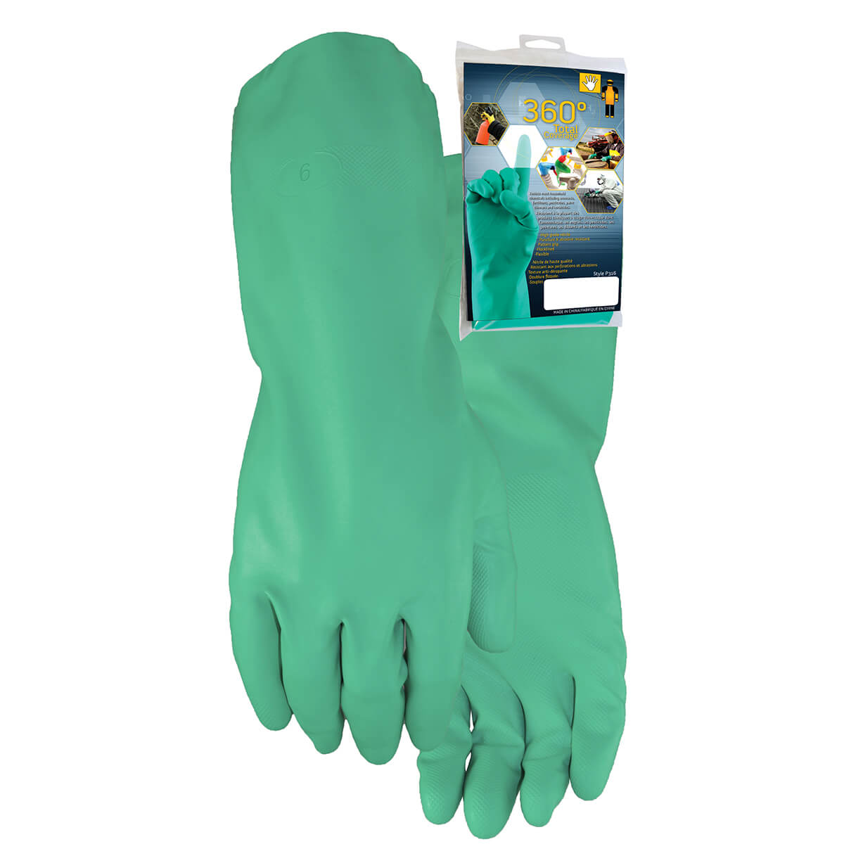 360° Total Coverage Gloves