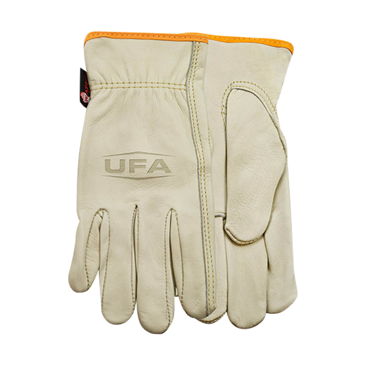 UFA Women's Premium Full Grain Leather Gloves