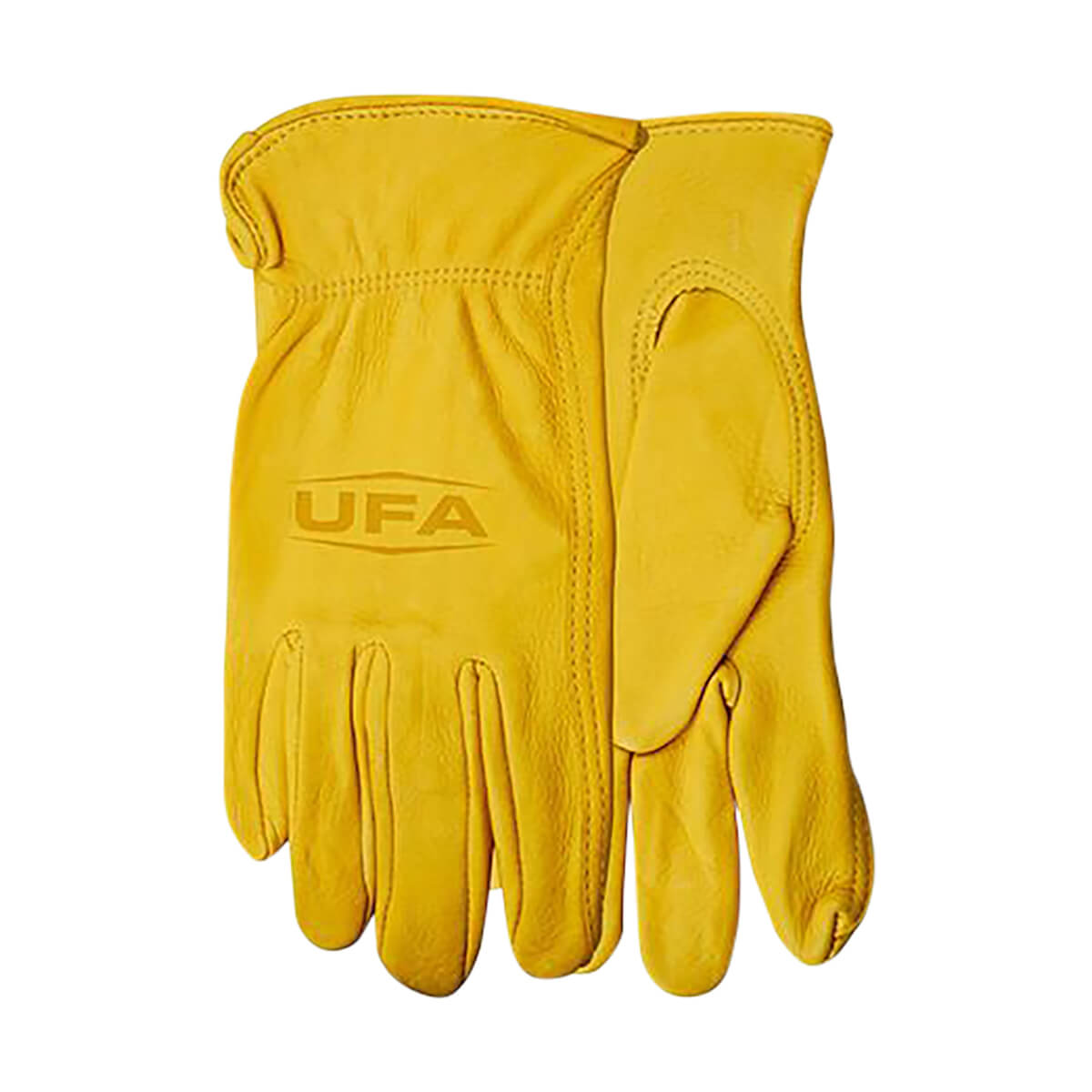 UFA Women's Premium Deerskin Leather Gloves