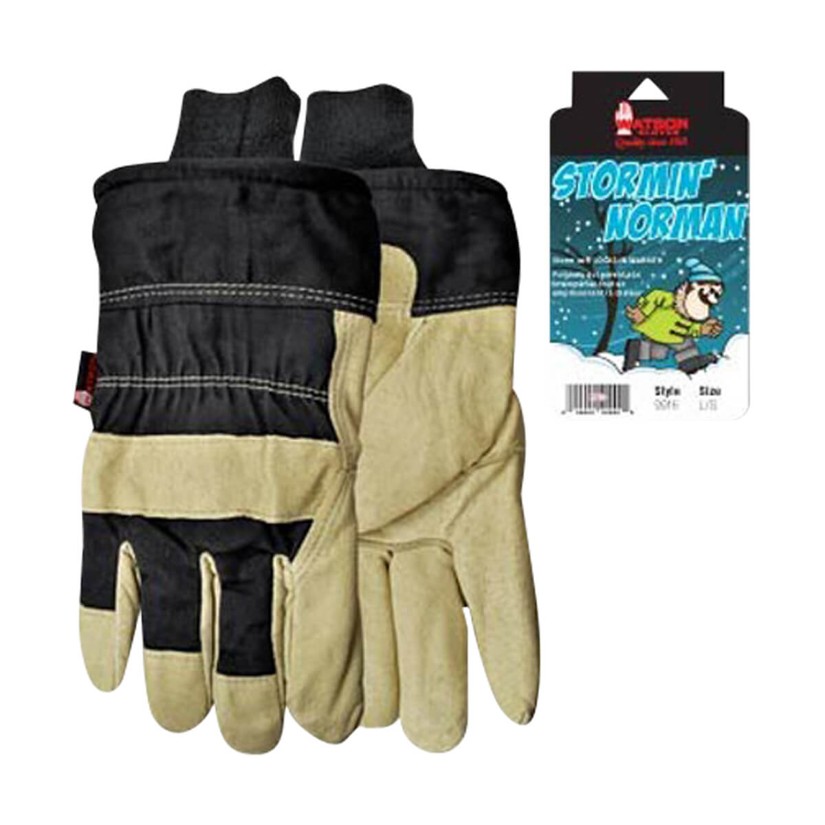 Stormin' Norman Gloves
