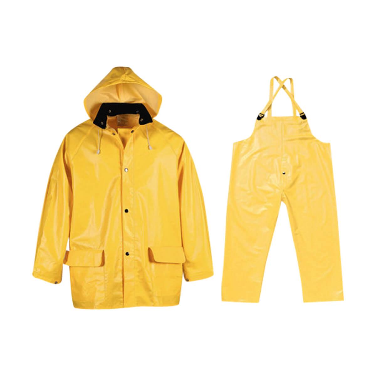 "Viking ""HandyMan"" 0.35mil Premium PVC/Polyester/PVC 3pc. Vented Suit"
