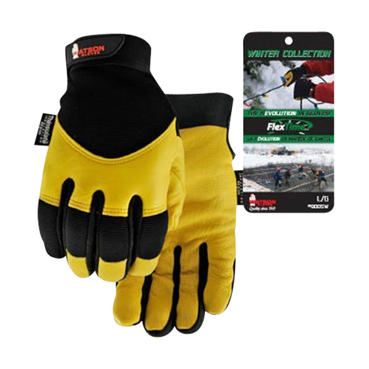 Men's UFA Lined Flextime Gloves