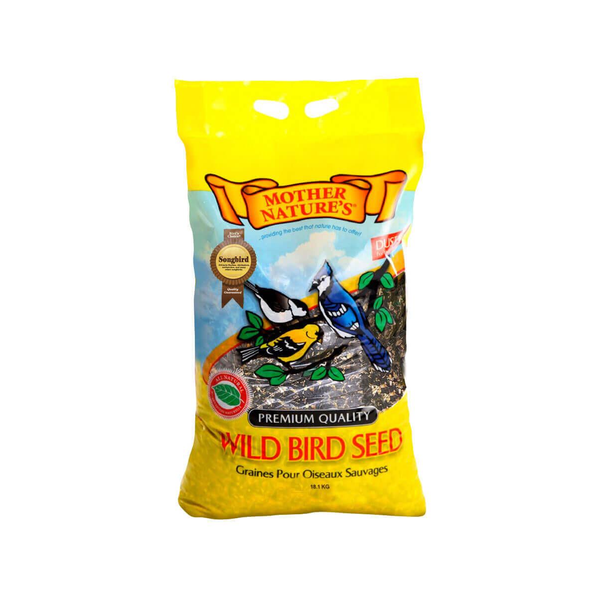 Mother Nature's Songbird Mix  - 18.1 kg