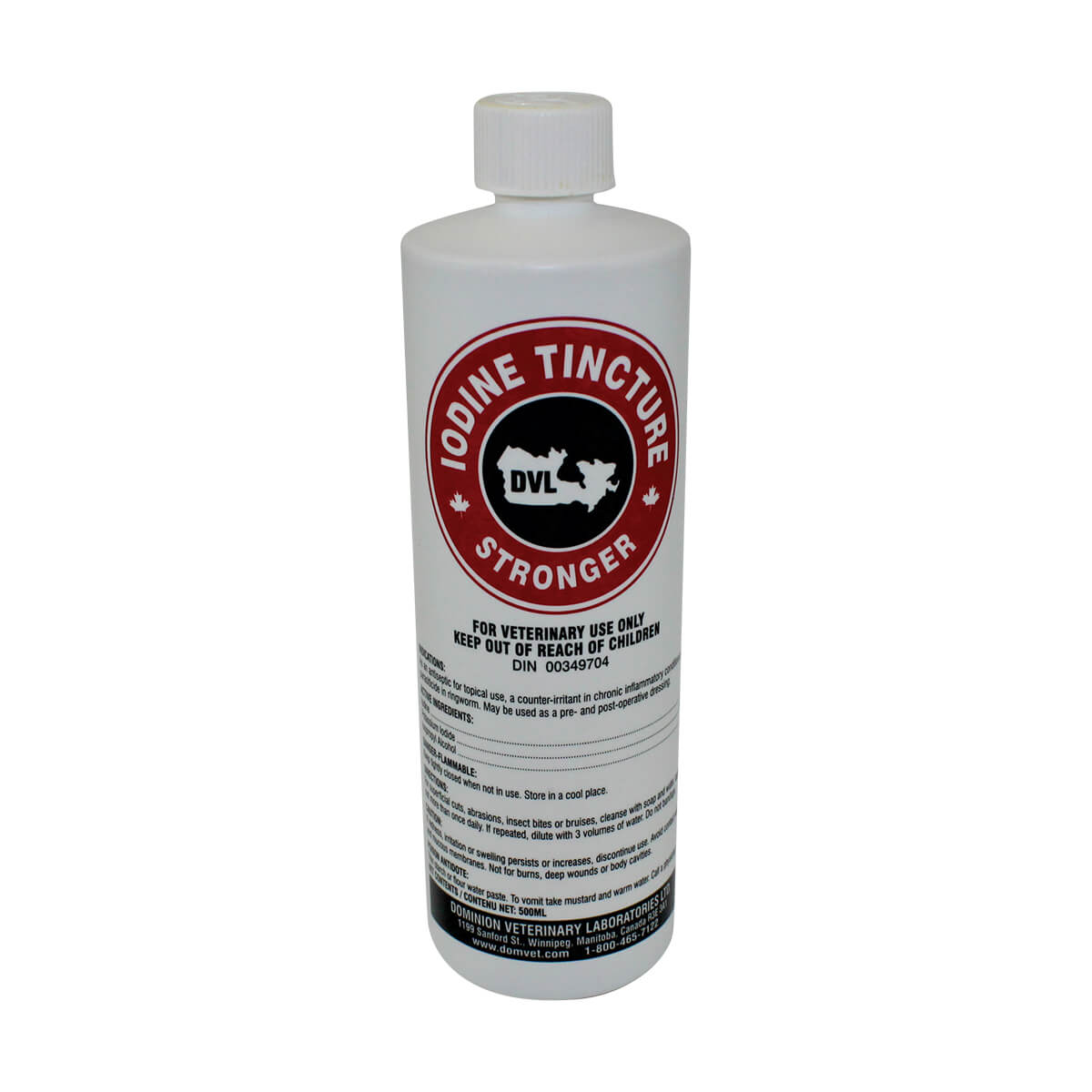 7% Iodine Liquid - 500 ml