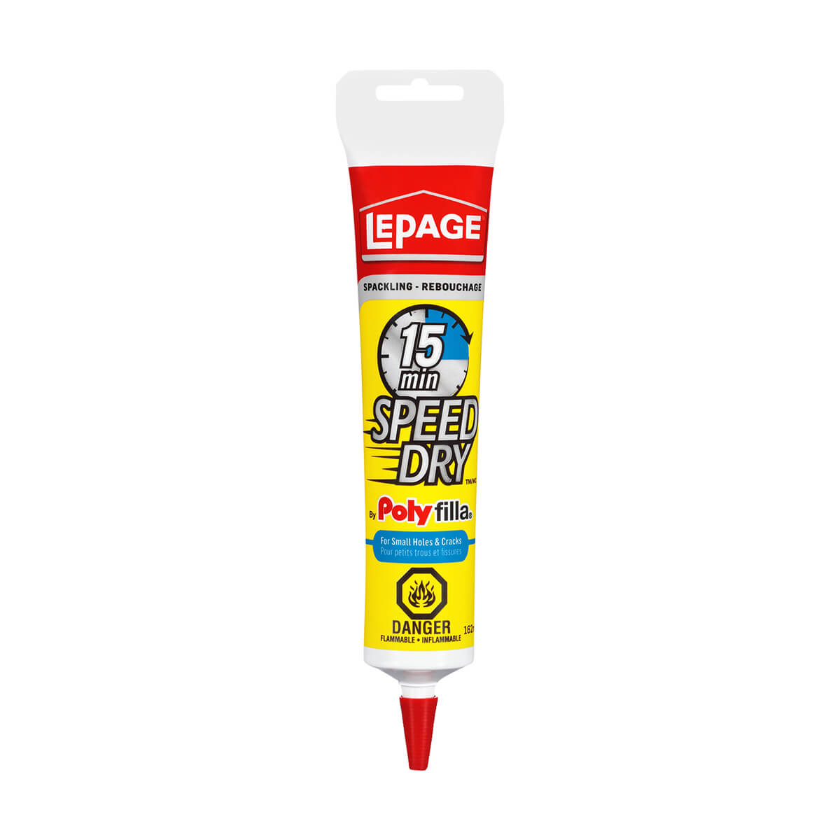 LePage Poly Instafil Spackling Compound  - 162 ml