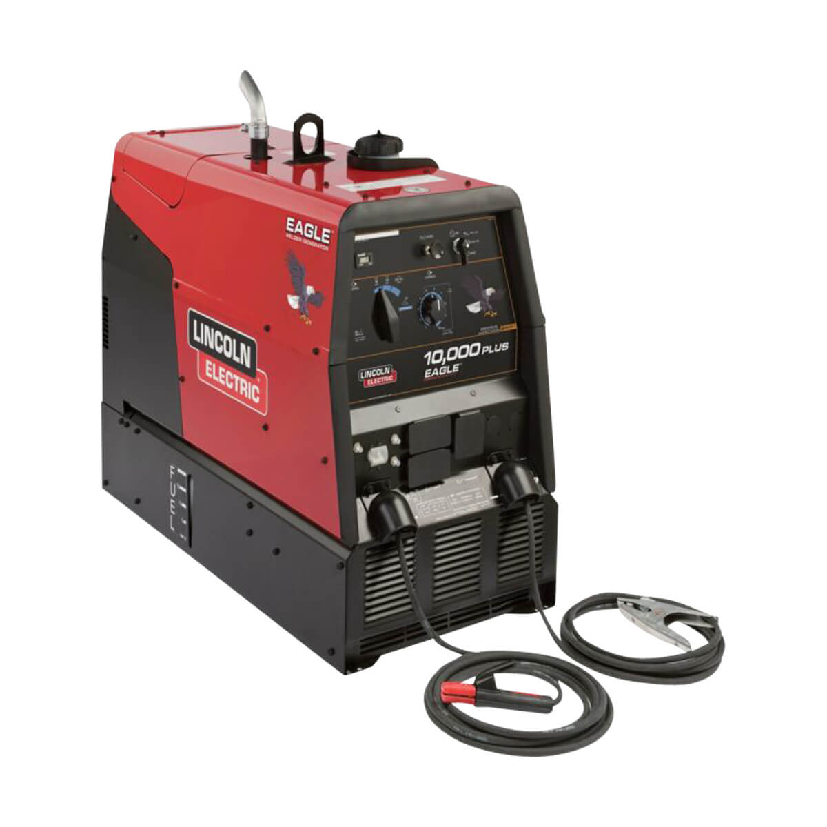 Lincoln Eagle AC Generator/ DC Welder 10,000 Plus