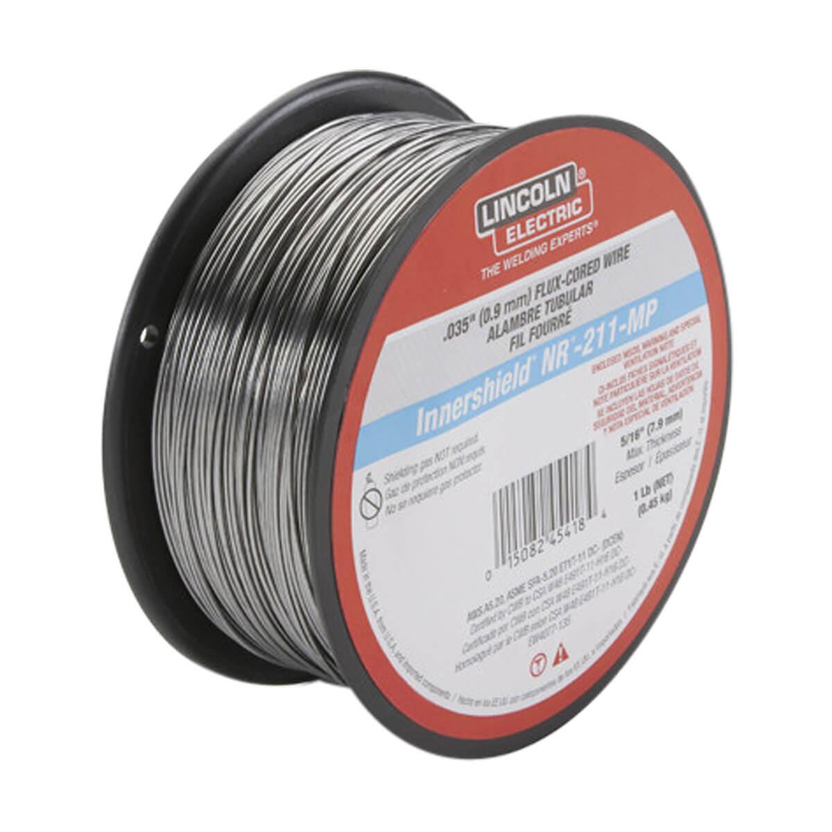Lincoln Innershield Mig Wire - .035 1 lb NR211MP