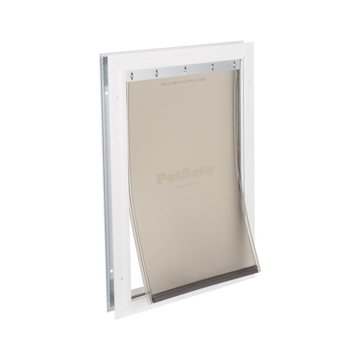 PetSafe Pet Door - Large - White