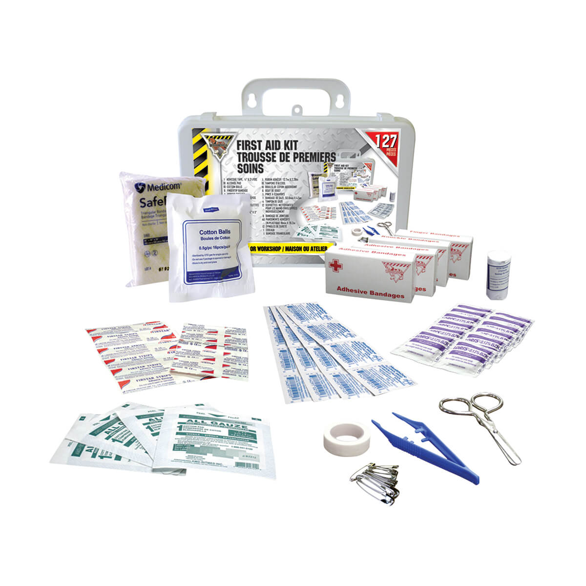 WorkhorseⓇ First Aid Kit