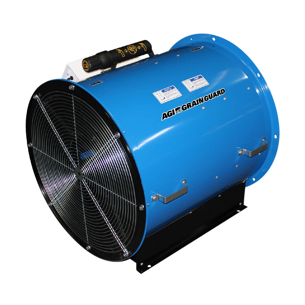 FAN INLINE 3PH 10HP 460/480V