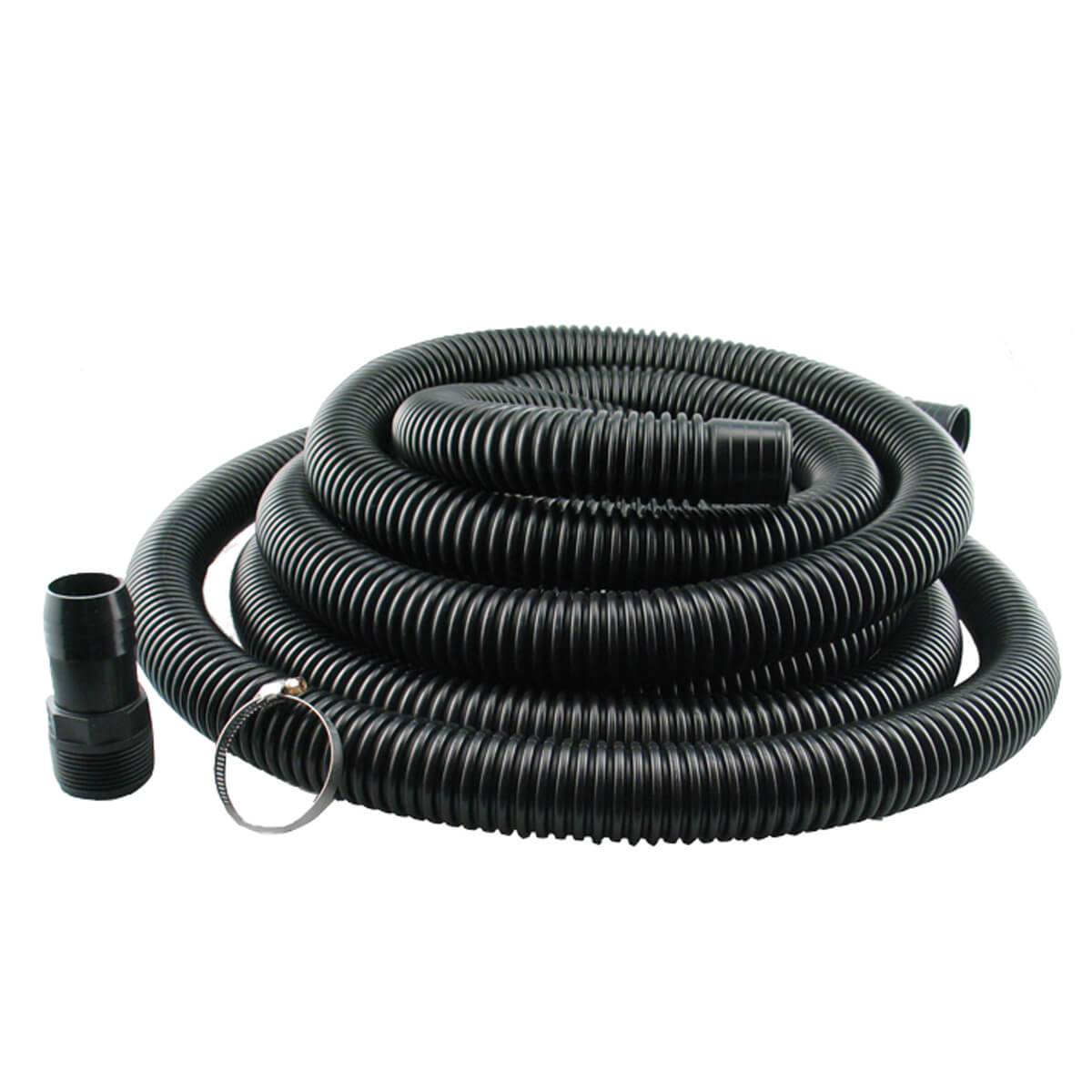 Sump Pump Discharge Kit - 1-1/4-in x 24-ft