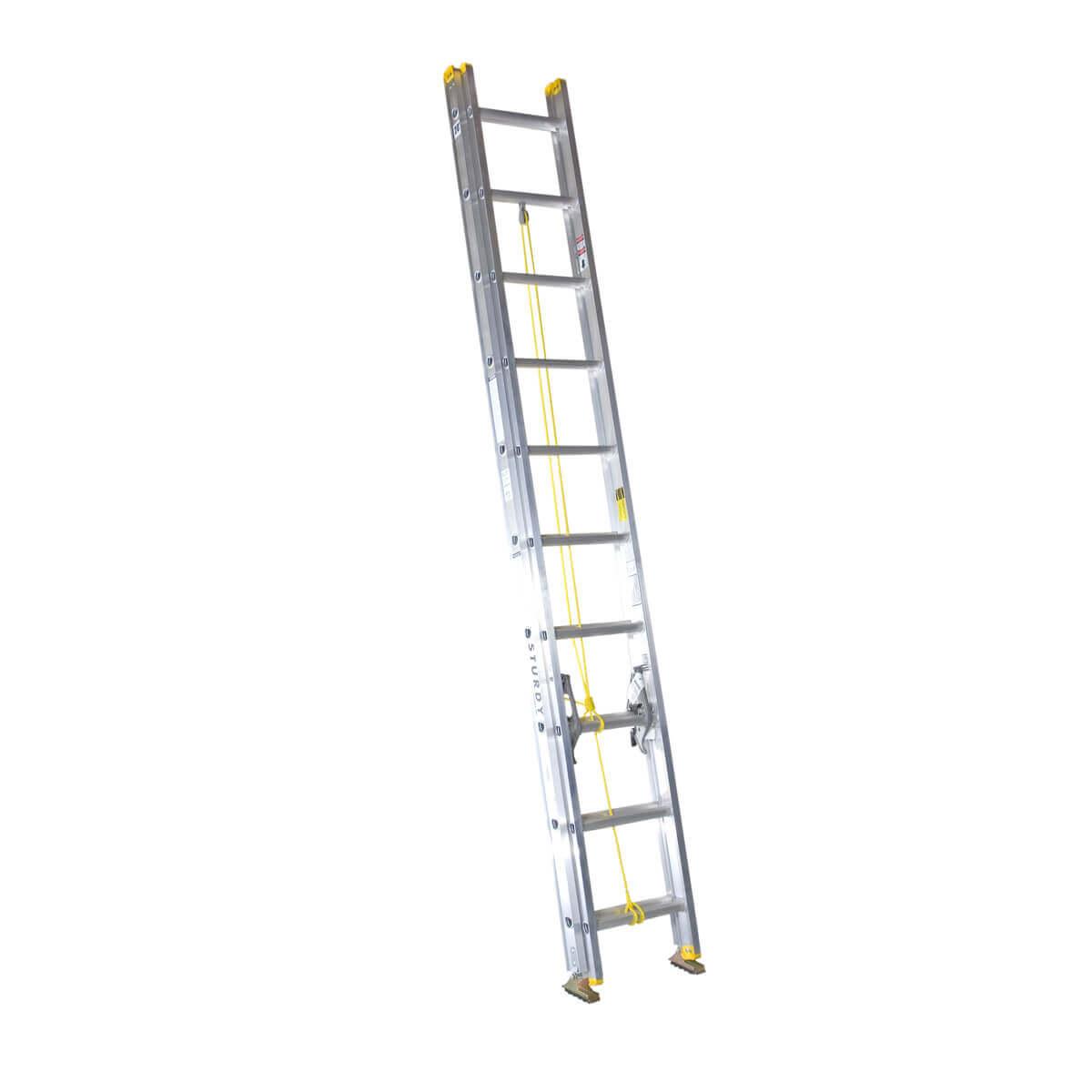 Aluminum Extension Ladders - 24'