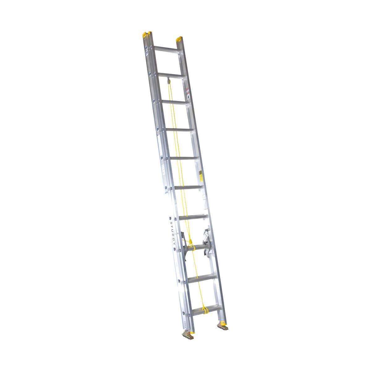 Aluminum Extension Ladders - 28'