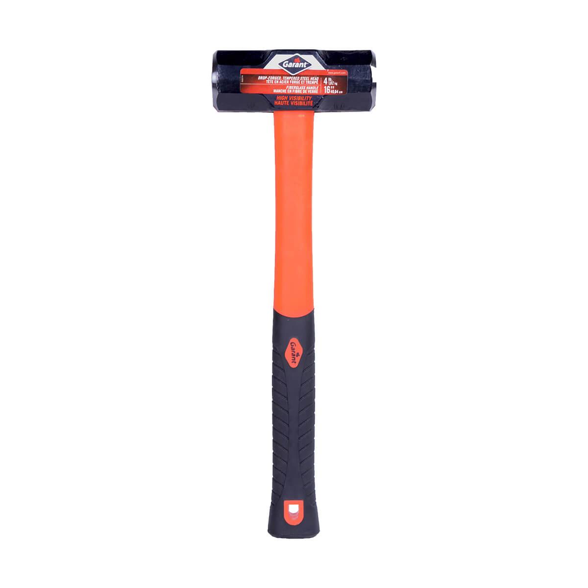Garant Double Face Sledge Hammer - 4 lbs, 16'' handle
