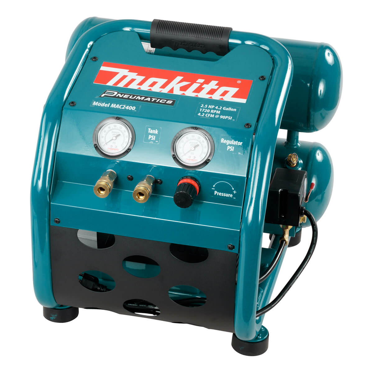 Makita MAC2400 Big Bore Air Compressor - 2.5 hp