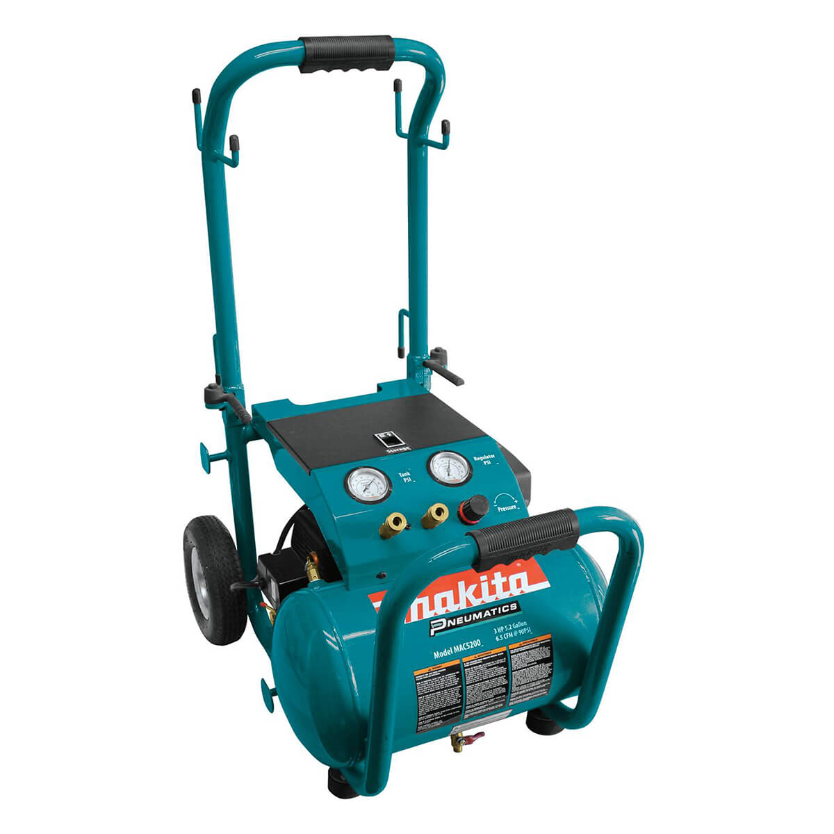 Makita MAC5200 Big Bore Air Compressor - 3.0 hp