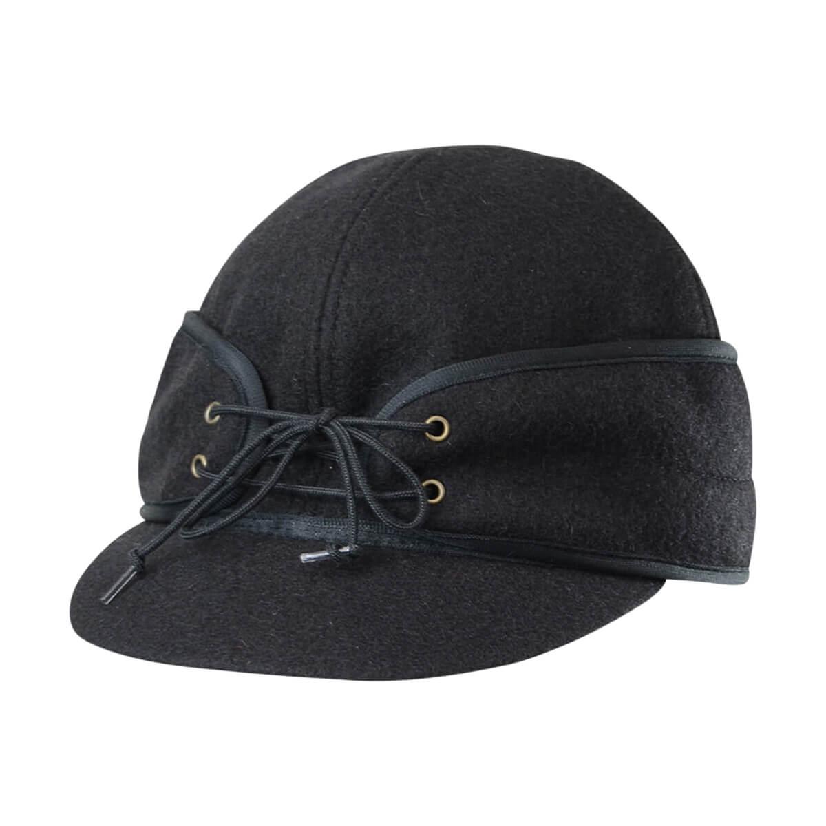 Railroad Cap - Black