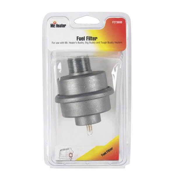 Mr. Heater Fuel Filter for Portable Buddy and Big Buddy Heaters