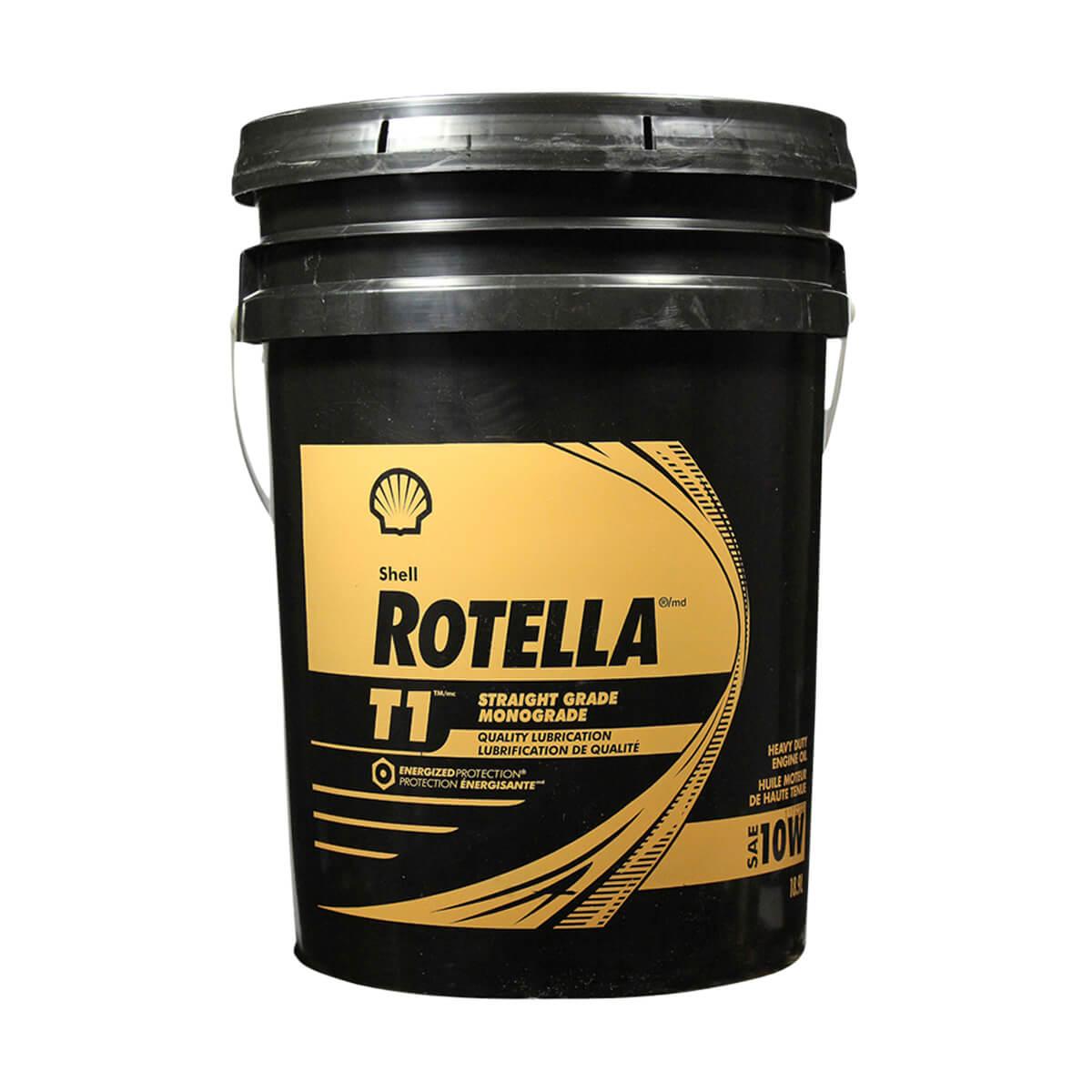 Shell Rotella T1 10W - 18.9 L