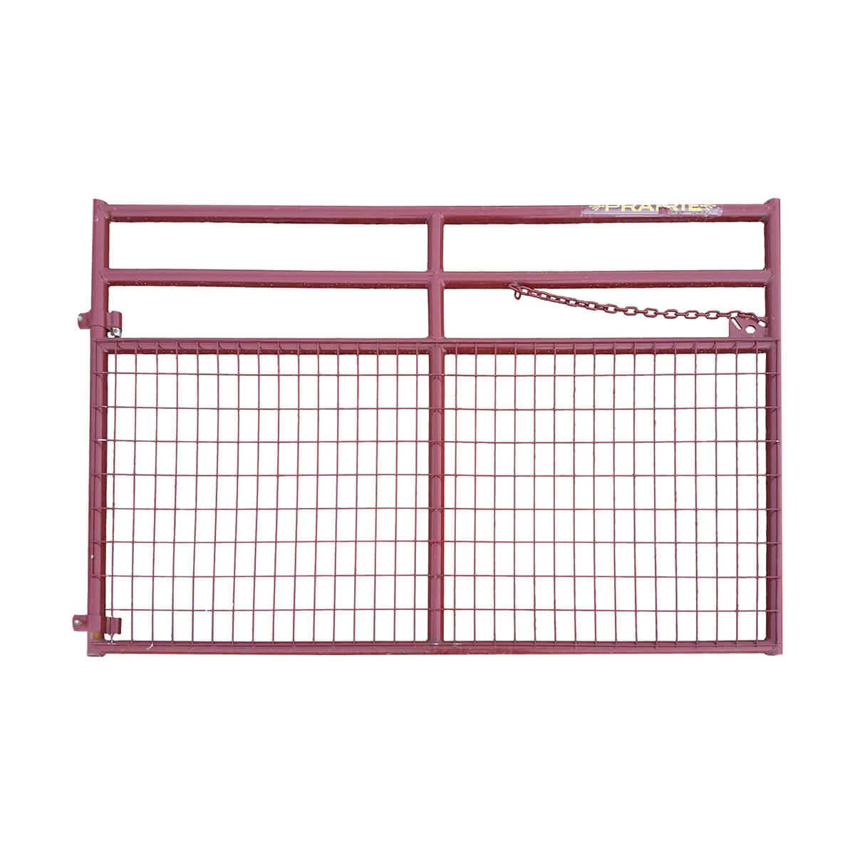 Wire Mesh Gates - 8'