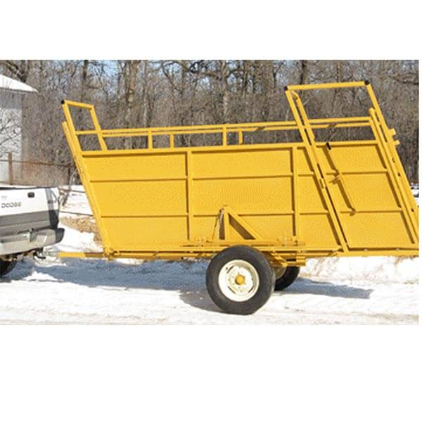 Tuff Portable Loading Chute