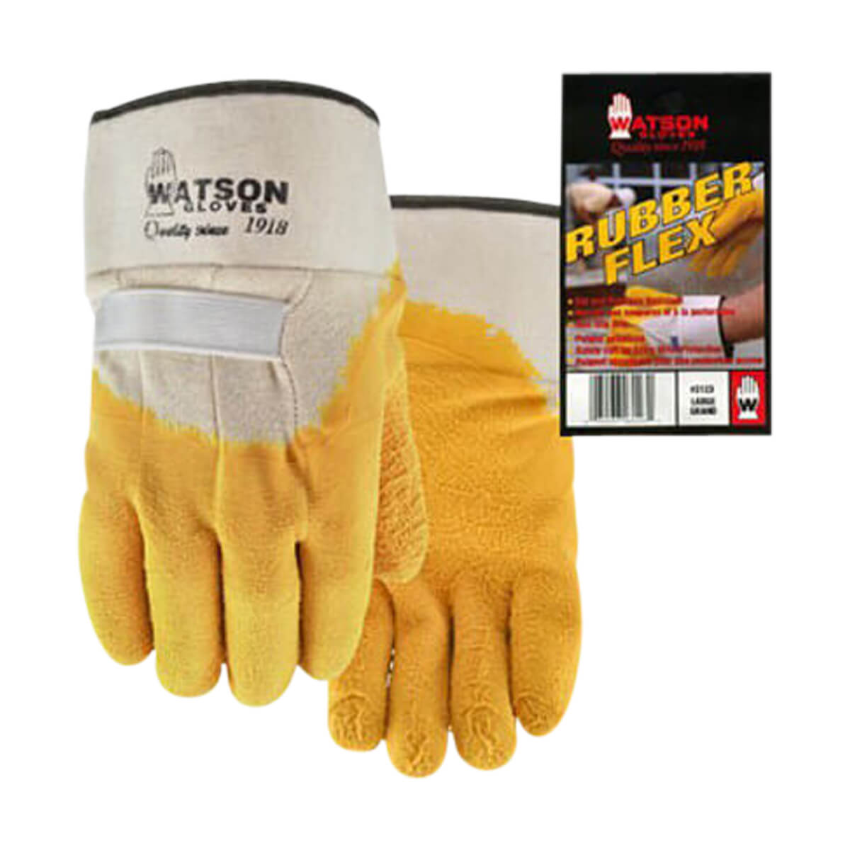 Foamtastic Gloves