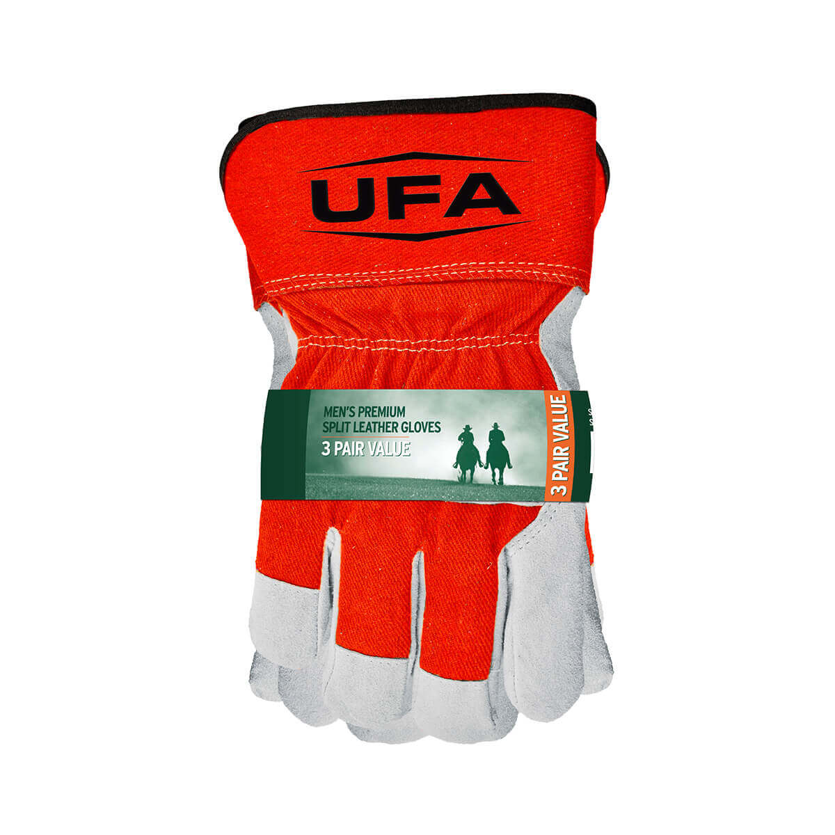 Men's UFA Combo Gloves - 3-Packs