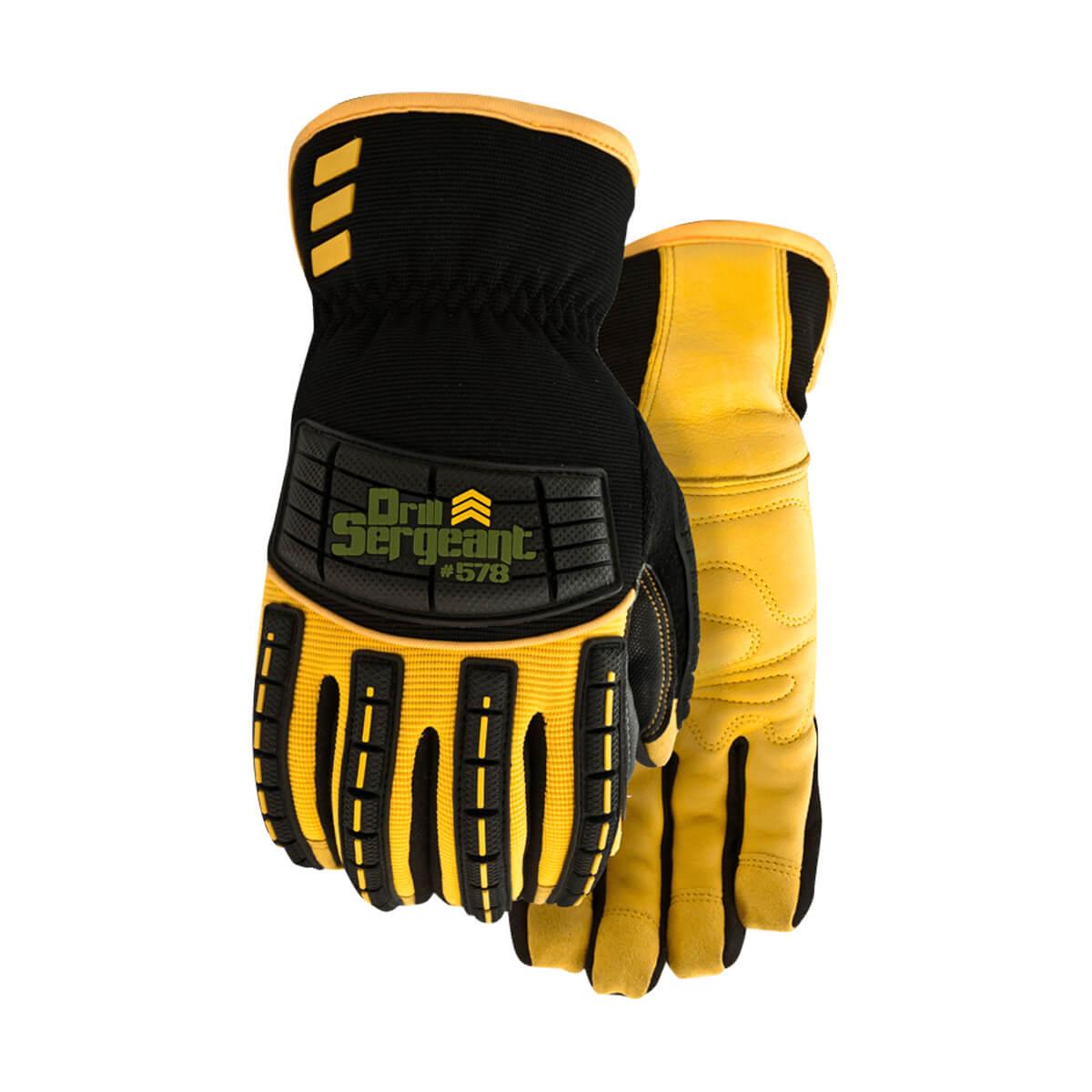 Drill Sergeant Gloves