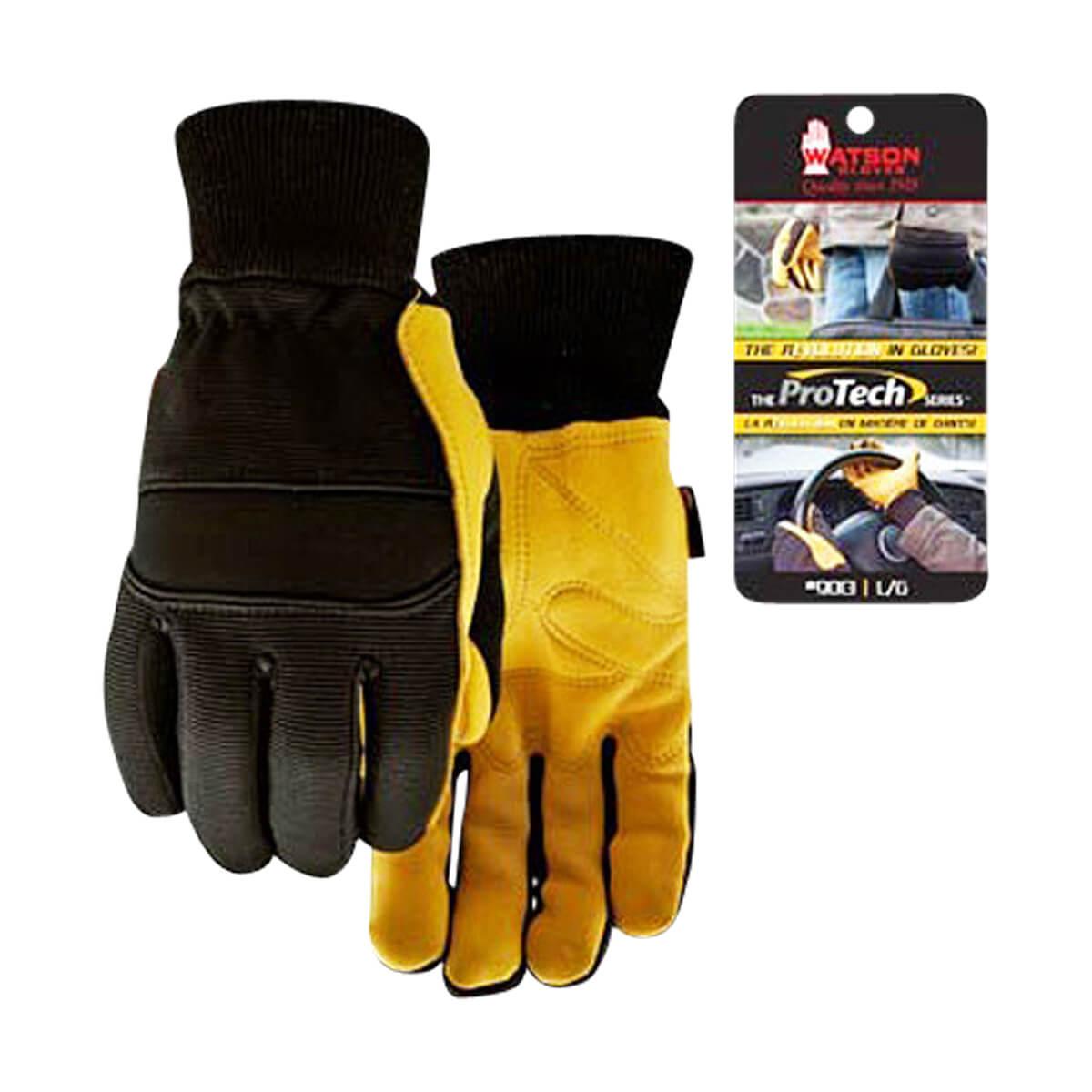 Protech Knit Wrist Gloves