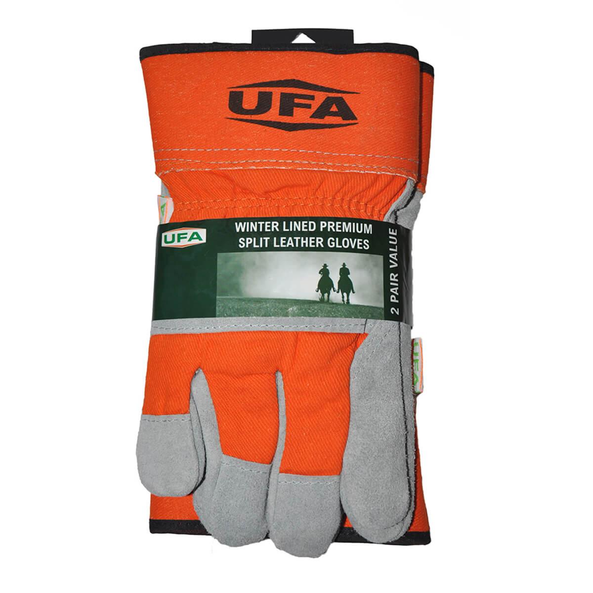 UFA Men's Sherpa Lined Gloves