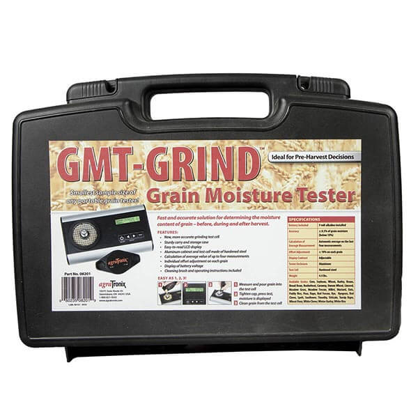 GMT-Grind Grain Moisture Tester