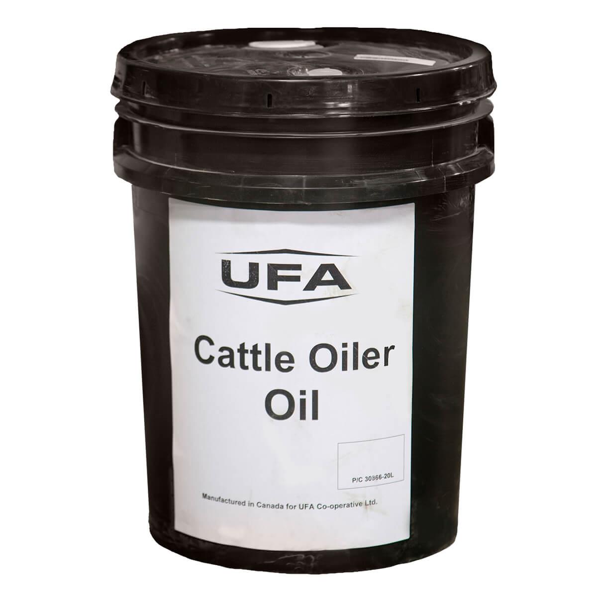 Cattle Oiler Oil - 18.9 L
