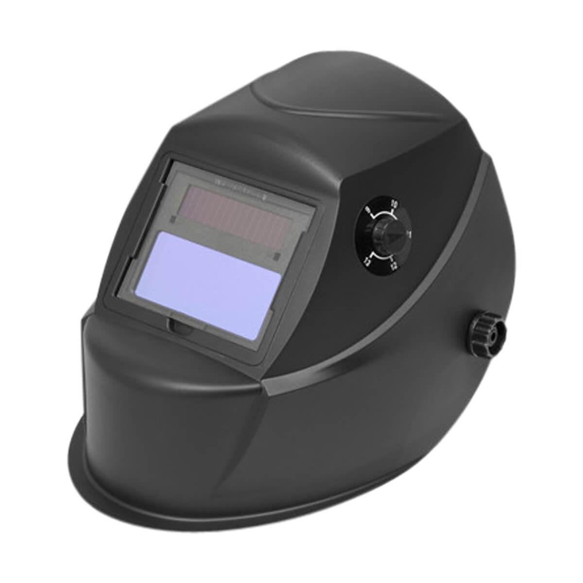 Lincoln Autodark Black Helmet