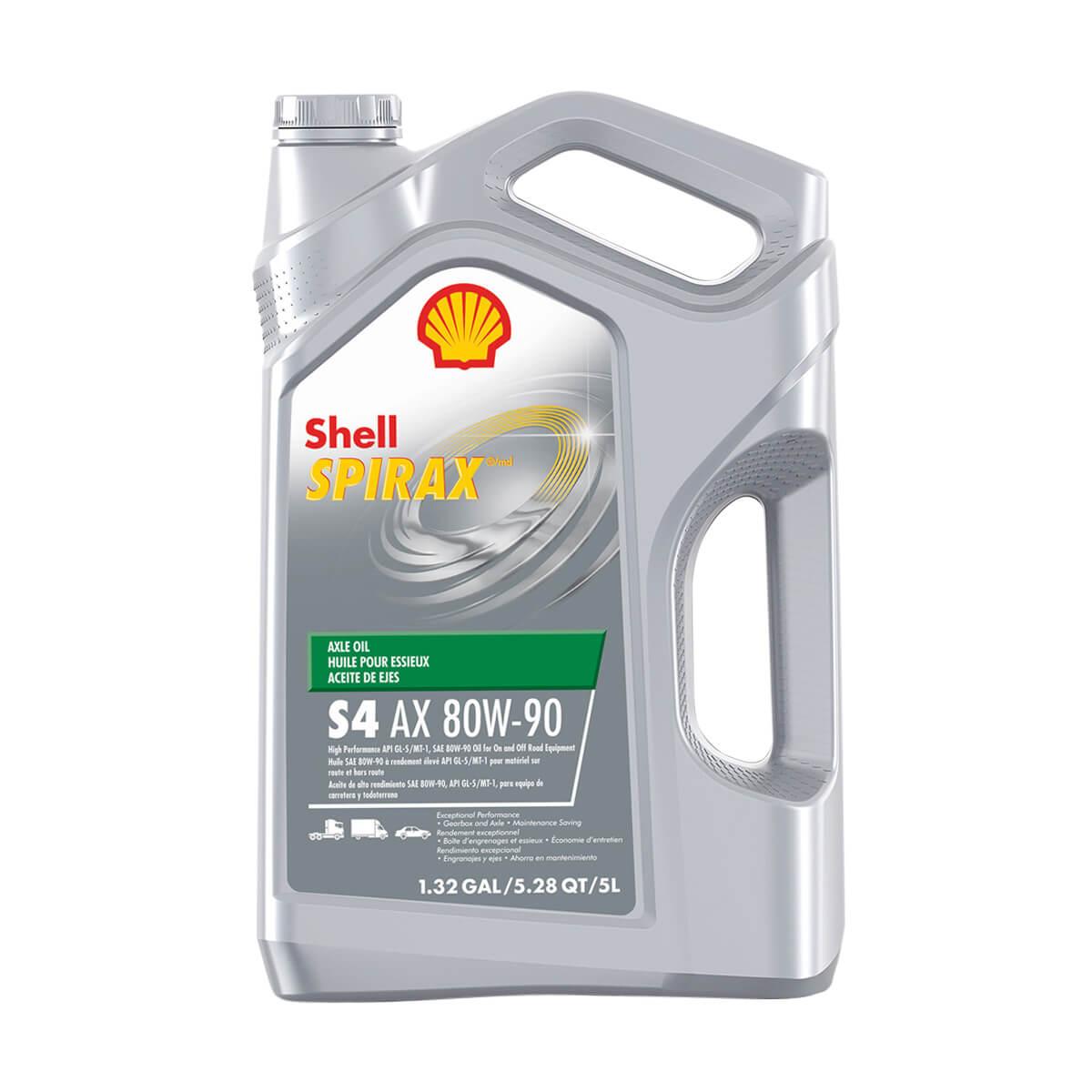 Shell Spirax HD 80W-90 - 5L