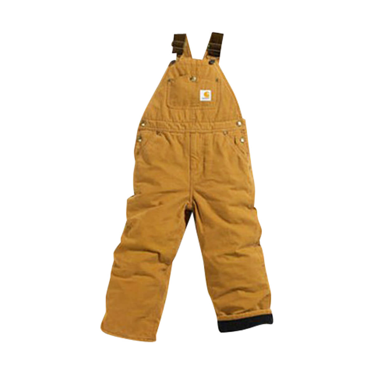 Carhartt Children's Lined Insulated Bib Overall