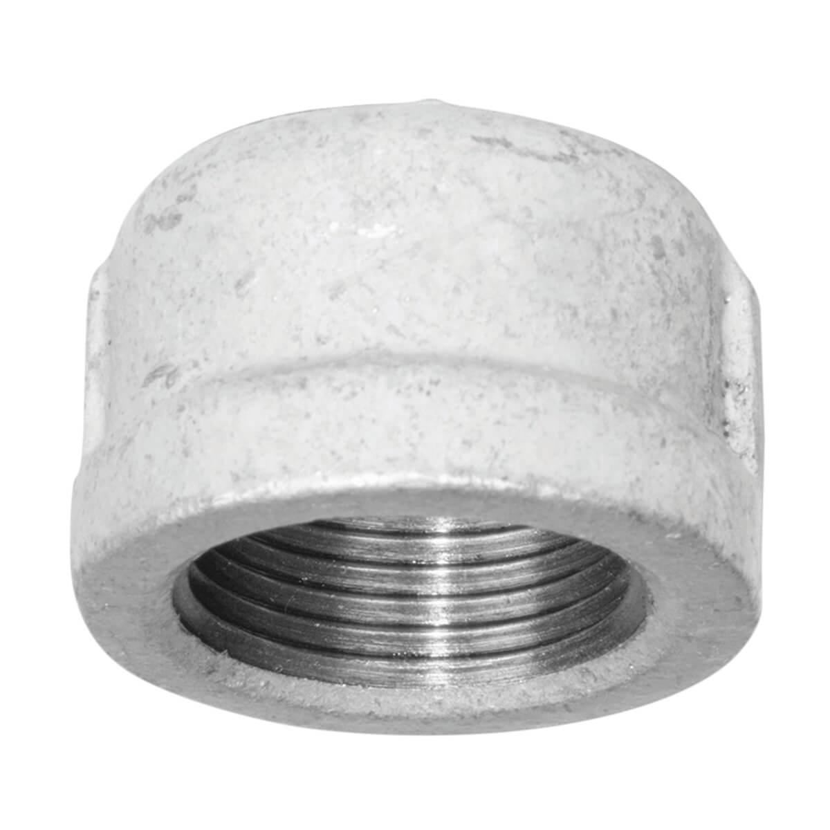 """Fitting Galvanized Iron Cap 1/4"""""""