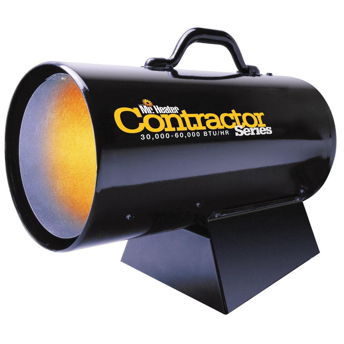 Mr. Heater 30,000-60,000 BTU Forced Air Propane Heater