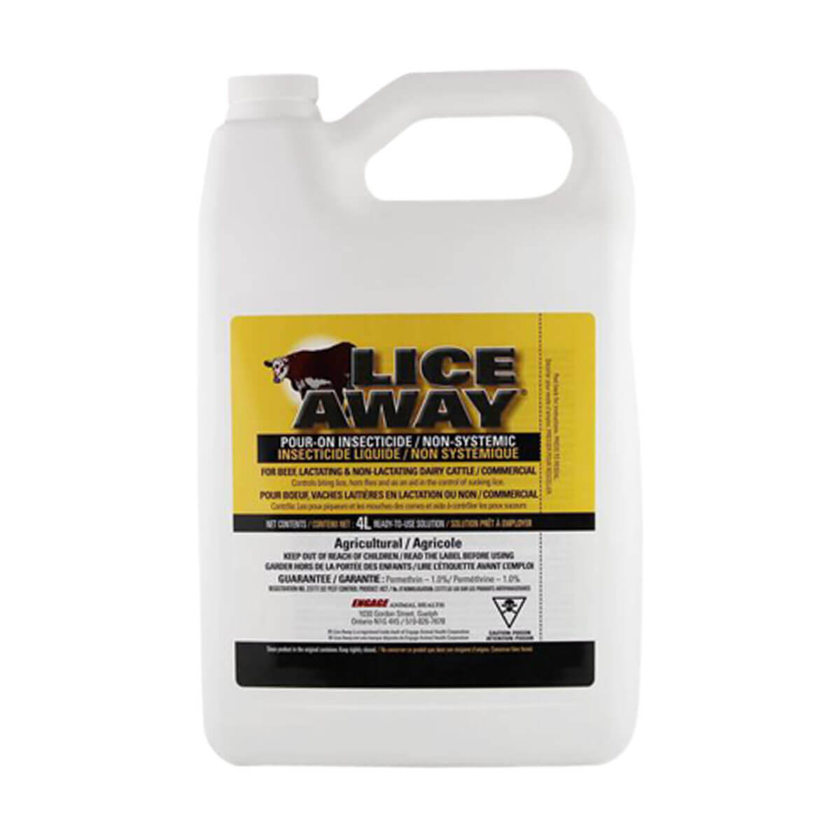 Lice Away® 4L Pour-On