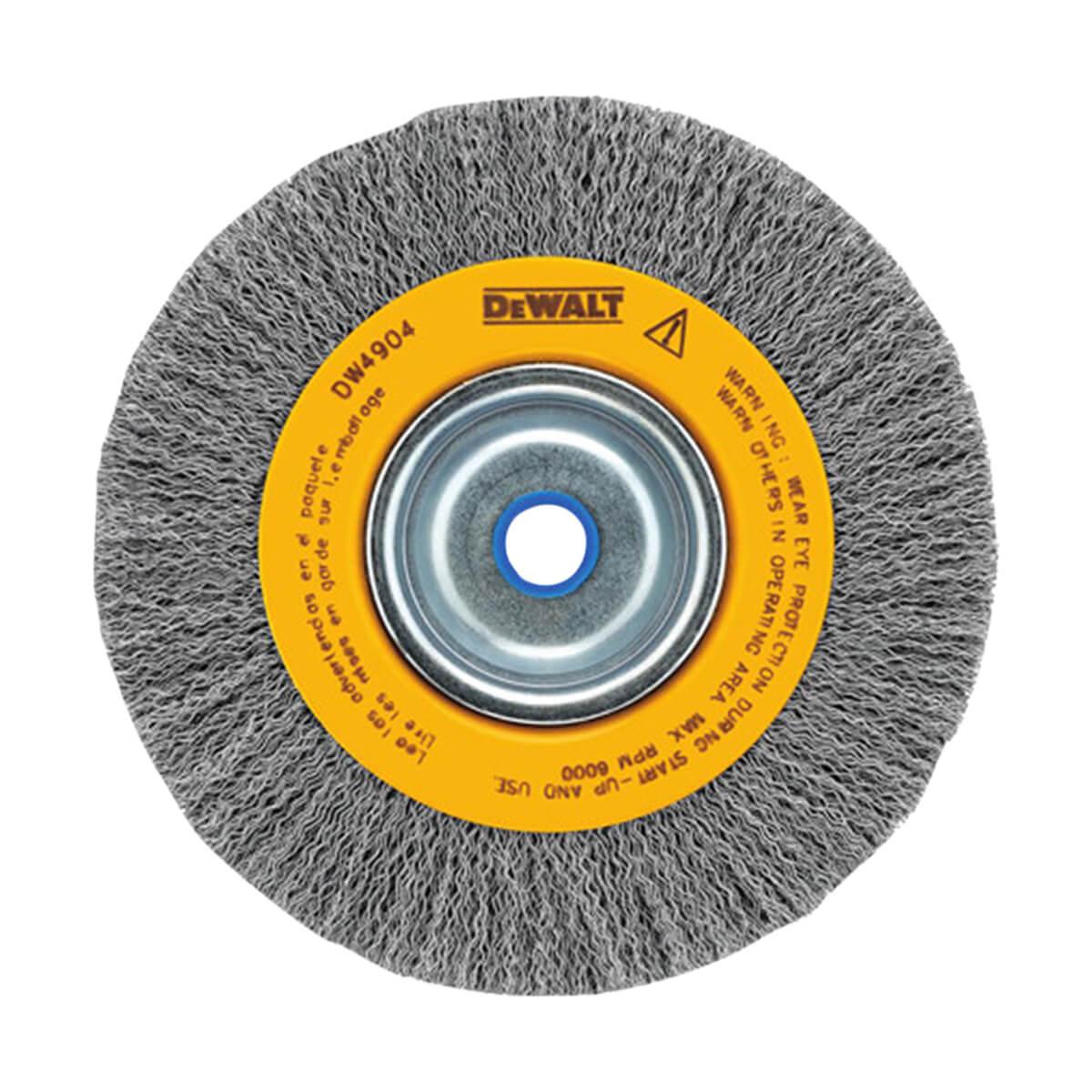 DEWALT Crimped Wire Wheel Brush - DW4904
