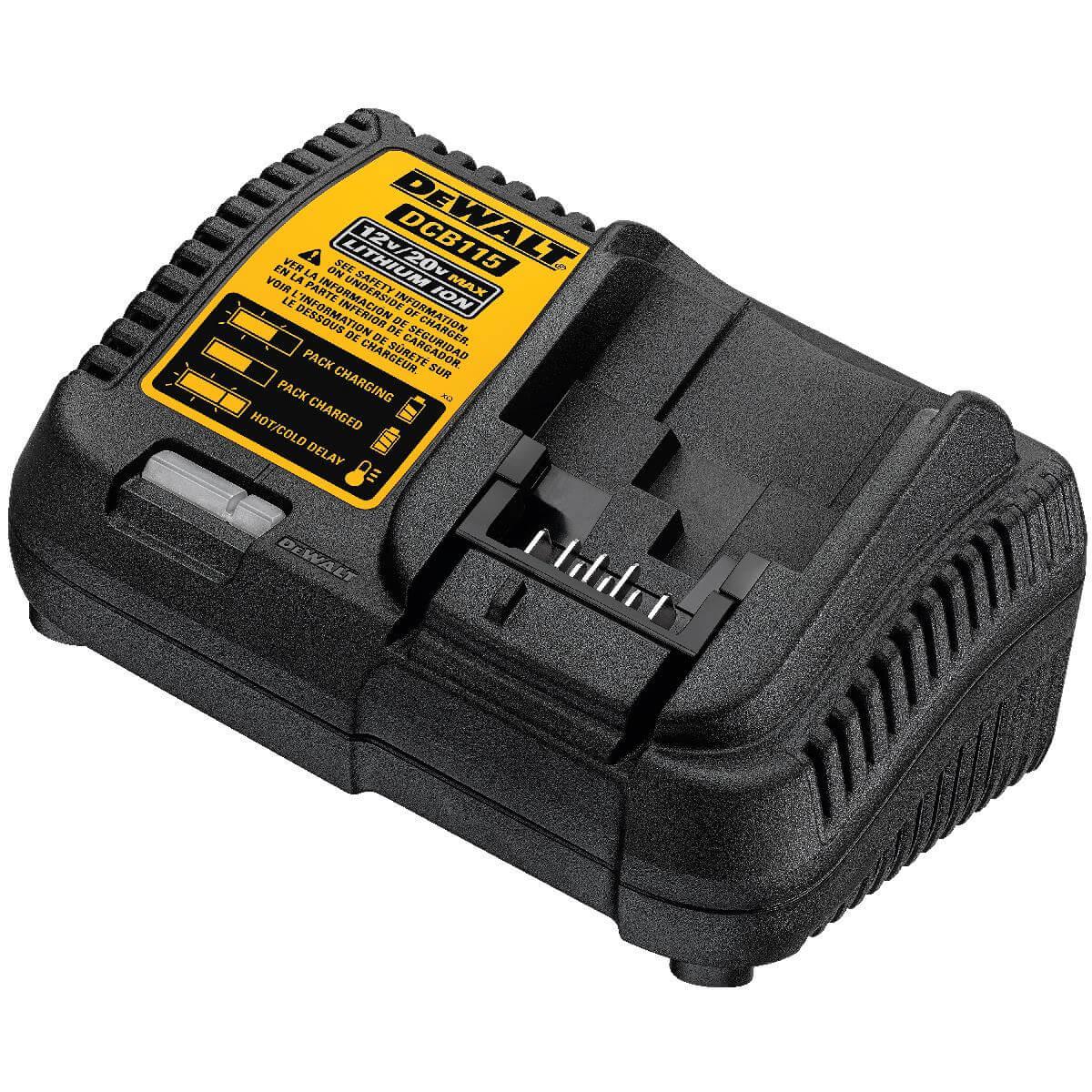 DEWALT Battery Charger 20V - DCB115