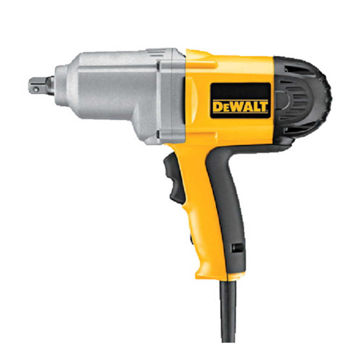 "DEWALT 7.5 Amp 1/2"" Impact Wrench with Detent Pin Anvil - DW292"