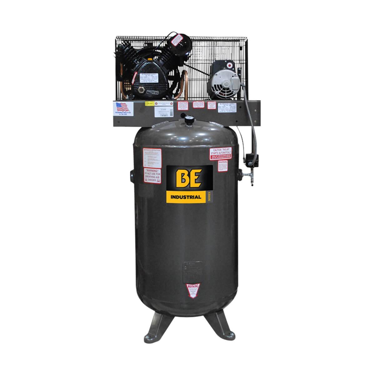 80 Gallon Vertical Compressor