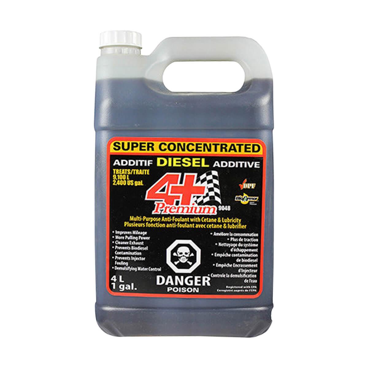 DSG Four Plus Premium Conditioner - 4 L