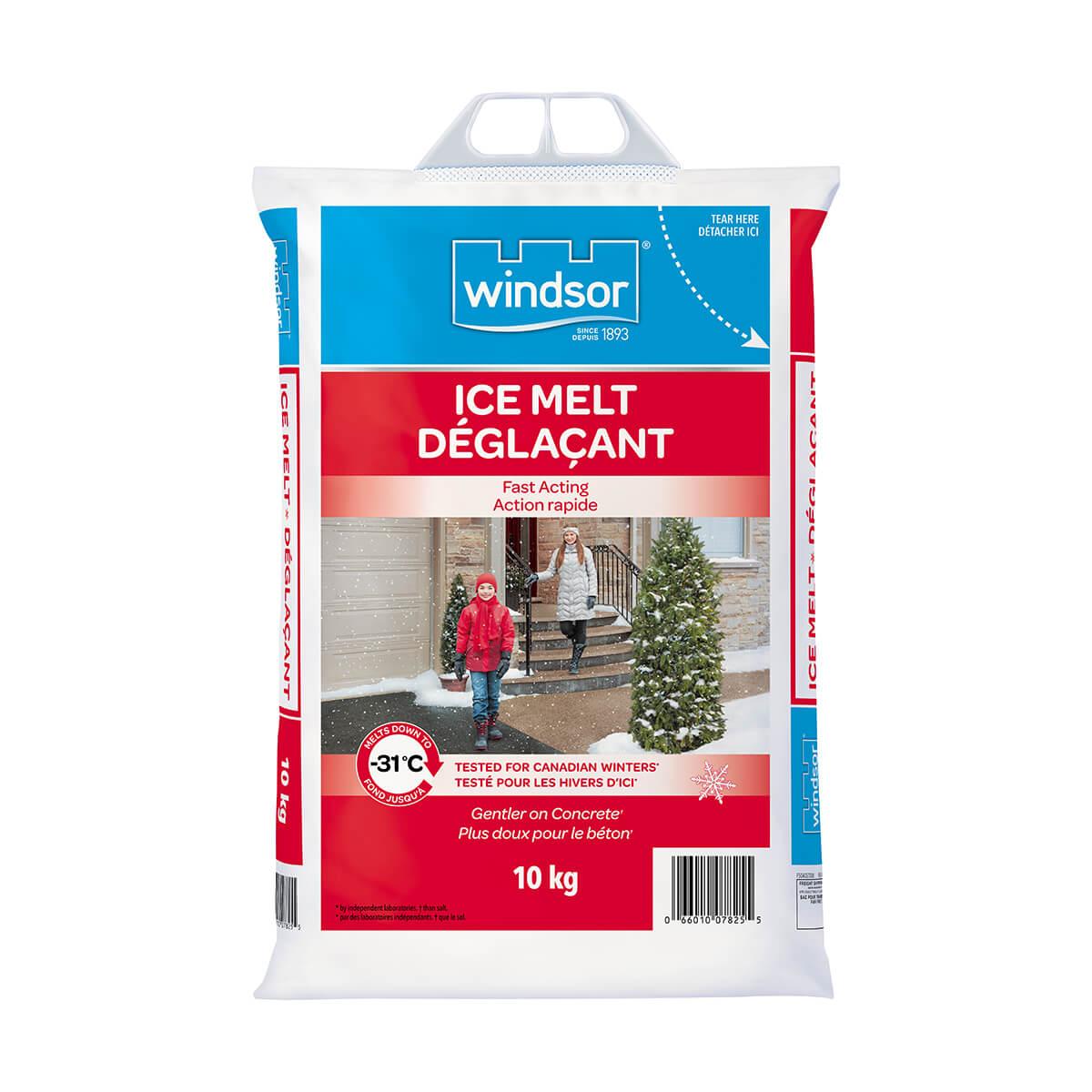 Windsor Fast Action Ice Melt - 10 kg